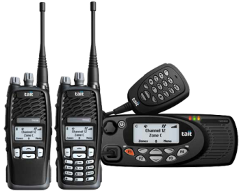Tait Two-Way Radios